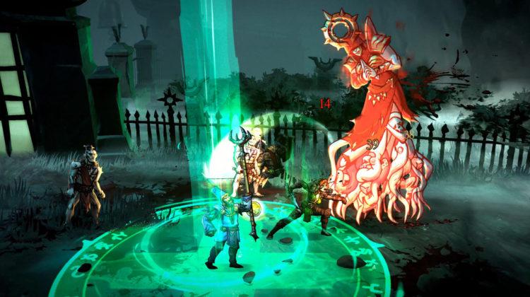 Co Op Dungeon Crawler Blightbound Open Beta
