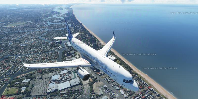 Microsoft Flight Simulator - Airbus Airborne