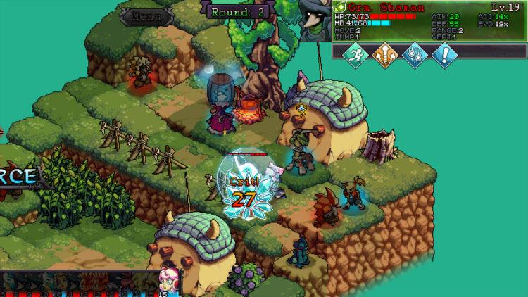 экран обзора битвы тактика фей обзор игры