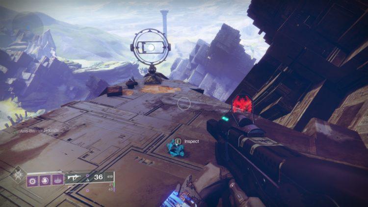 Destiny 2 All 25 Calcified Light Locations Missive Ruinous Effigy Io 1c
