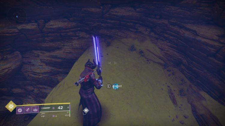 Destiny 2 All 25 Calcified Light Locations Missive Ruinous Effigy Io 2b