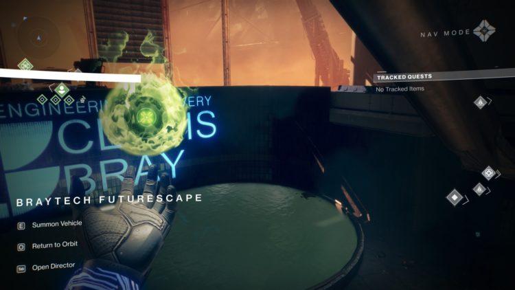 Destiny 2 All 25 Calcified Light Locations Missive Ruinous Effigy Mars 2a