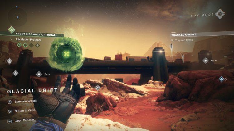 Destiny 2 All 25 Calcified Light Locations Missive Ruinous Effigy Mars 4a