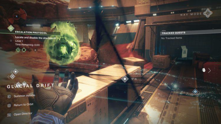 Destiny 2 All 25 Calcified Light Locations Missive Ruinous Effigy Mars 4b