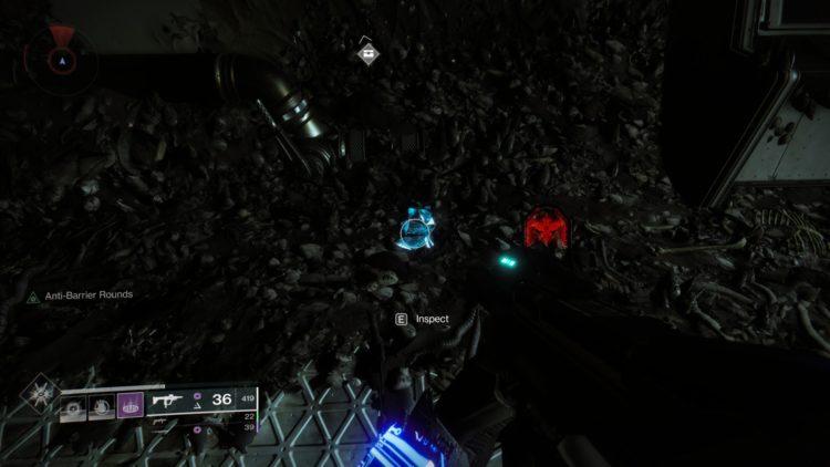 Destiny 2 All 25 Calcified Light Locations Missive Ruinous Effigy Titan 2b