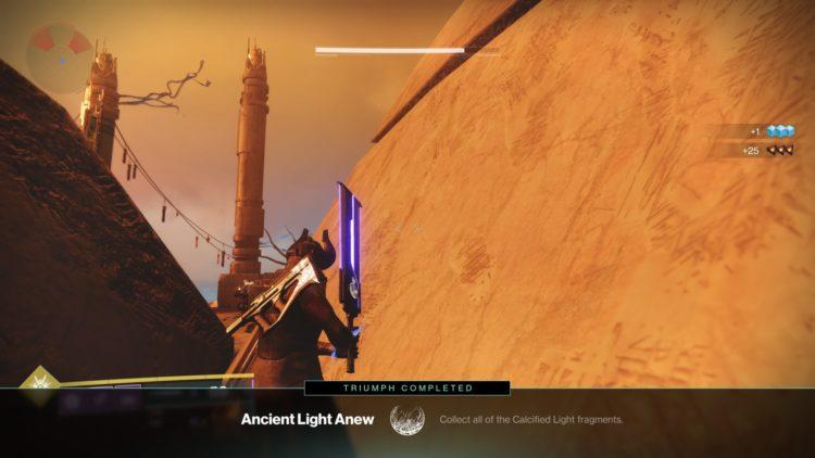 Destiny 2 All 25 Calcified Light Locations Missive Ruinous Effigy Triumph
