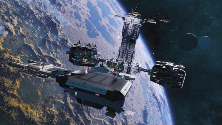 Dual Universe PvP combat reveal Novaquark