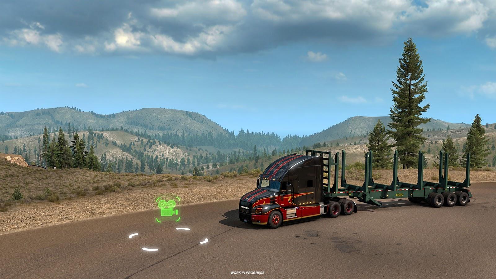 Explore And Learn In American Truck Simulator Idaho Dlc (3)
