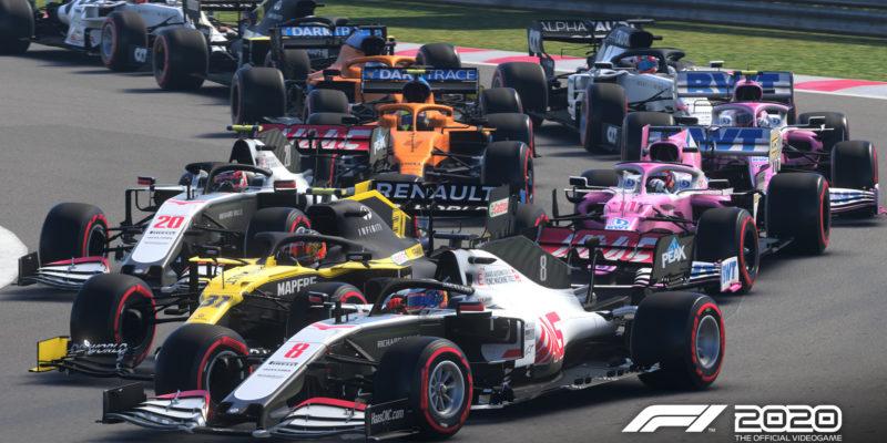 F1 2020 Driver Career Mycareer Mode Best Formula One Team