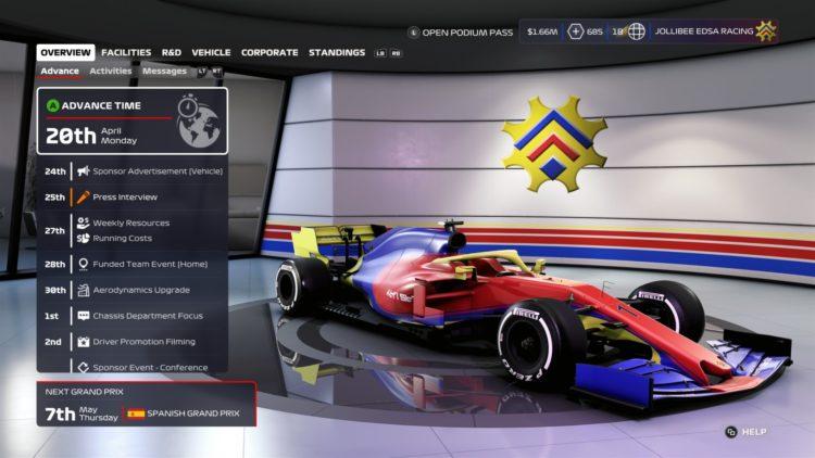 F1 2020 Myteam Guide Myteam Basics Beginner's Guide 7