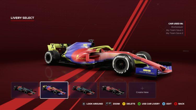 F1 2020 Myteam Sponsors Guide Best Sponsors 5