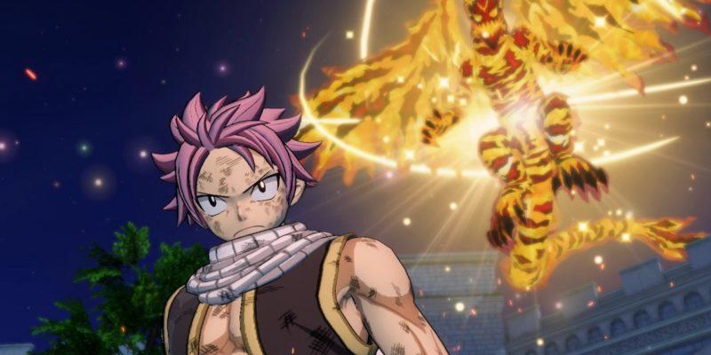 Fairy Tail Koei tecmo shounen game review