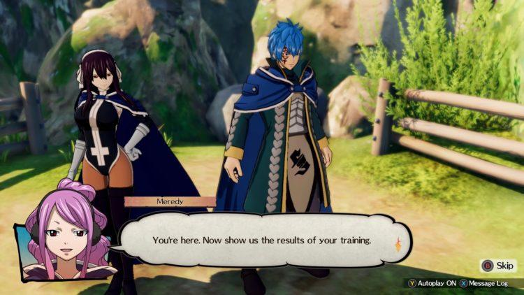 Fairy Tail game review Koei Tecmo shounen