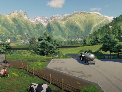 Farming Simulator 19 Alpine Expansion