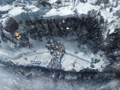 Frostpunk On The Edge Main Art 1080p Nologo