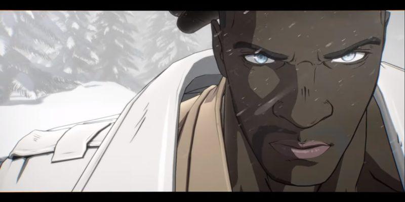 Guilty Gear Strive Nagoriyuki reveal trailer