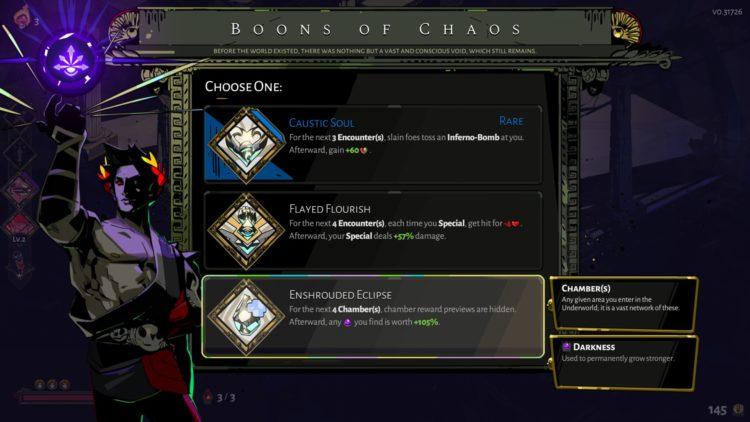 Hades Primordial Chaos Boons Chaos Realm 2