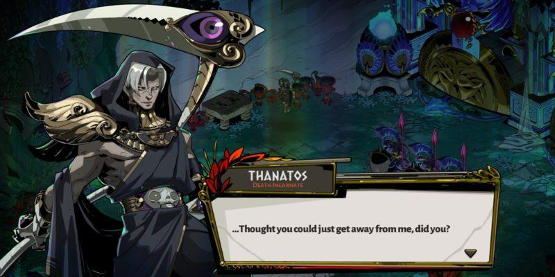 Hades Thanatos Encounter Guide