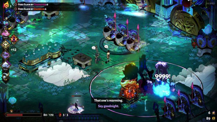 Hades Thanatos Encounter Guide 2