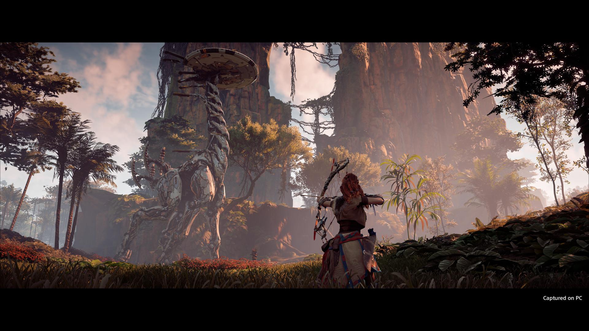 Horizon Zero Dawn Sees Price Hikes On Steam