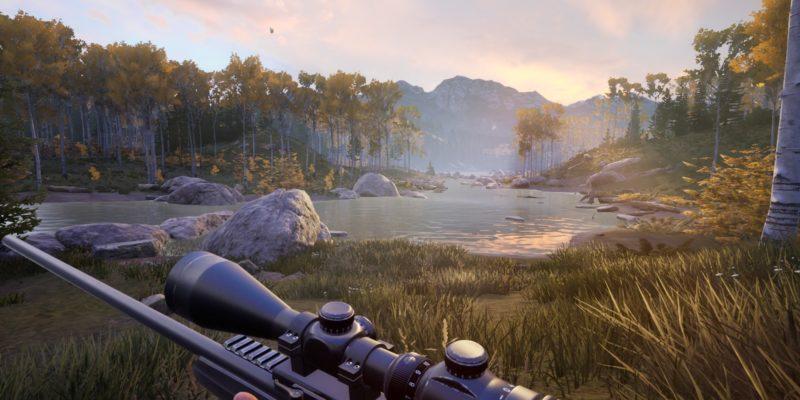 Hunting Simulator 2 Cinematic River