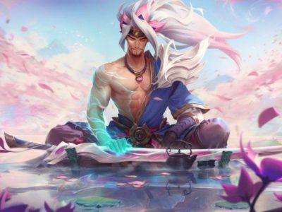 Legends of Runeterra Spring Blossom Festival