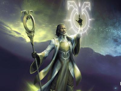 Magic Legends Sanctifier