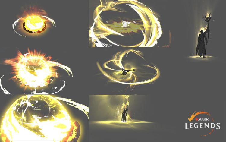 Magic Legends Sanctifier Class
