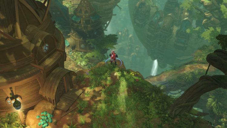 Magic Legends Tazeem Jungle Canopy