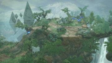 Magic Legends Continent Of Tazeem