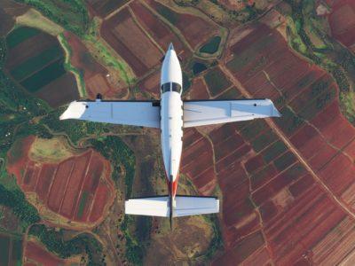 Microsoft Flight Simulator Framland Flyover
