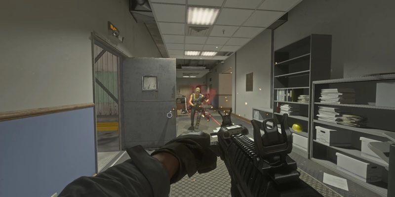 Origin-12 Warzone gameplay