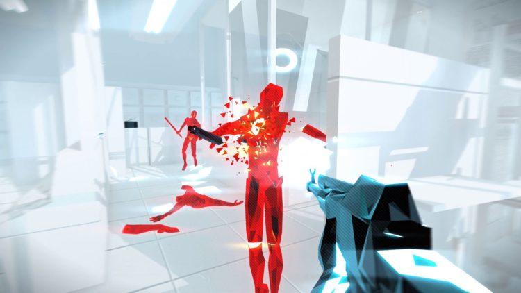 Superhot: Mind Control Delete ending
