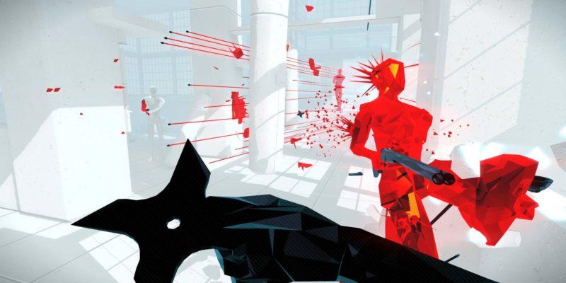 Superhot Mindcontroldelete Gameplay Screenshot 5