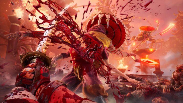 Shadow Warrior 3 finishing moves katana