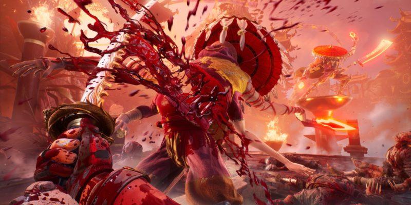 Shadow Warrior 3 Katana