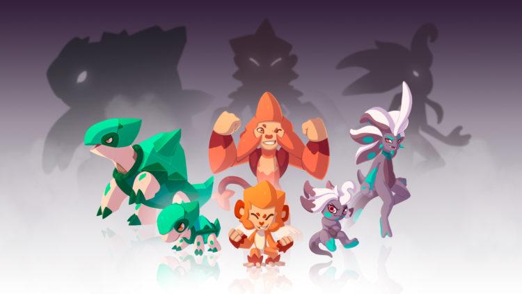 Starter Temtem Final Evolutions Kisiwa update