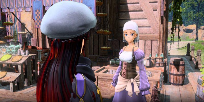 Sword Art Online Alicization Lycoris Beast Sightings Enanza's Request Reunalt's Request