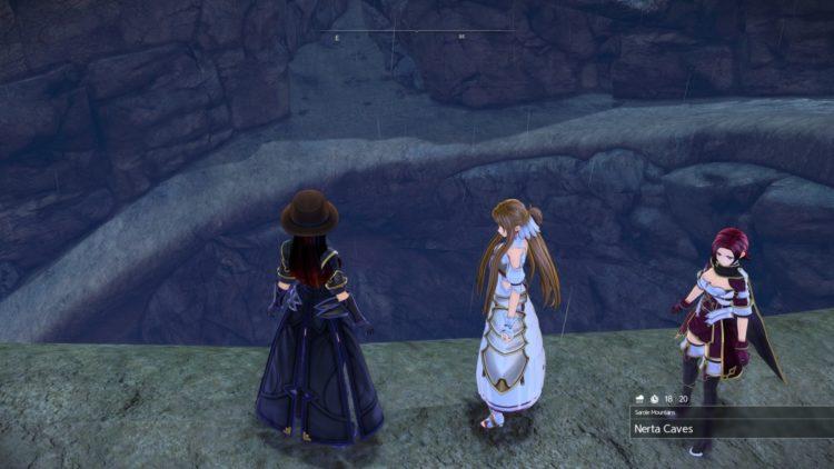 Sword Art Online Alicization Lycoris Bloomcrown The Temptress Divine Beast Monolith Sarole Mountains 1a