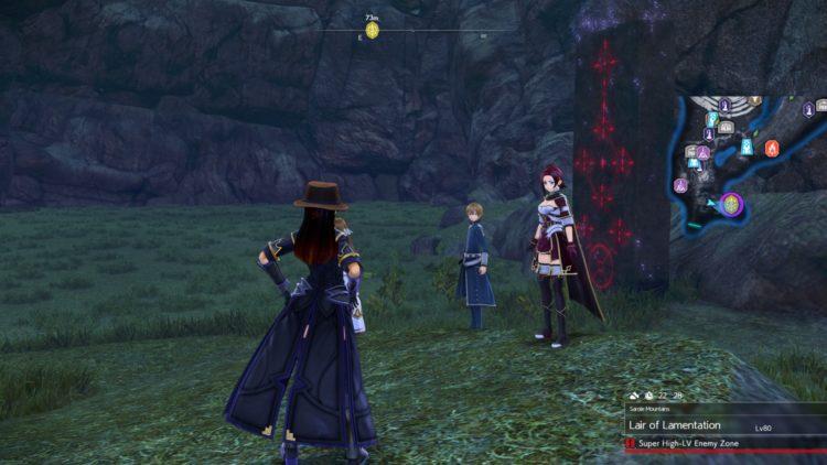 Sword Art Online Alicization Lycoris Bloomcrown The Temptress Divine Beast Monolith Sarole Mountains 1c