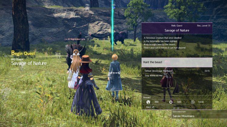 Sword Art Online Alicization Lycoris Bloomcrown The Temptress Divine Beast Monolith Sarole Mountains 2b