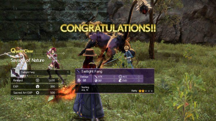 Sword Art Online Alicization Lycoris Bloomcrown The Temptress Divine Beast Monolith Sarole Mountains 2c