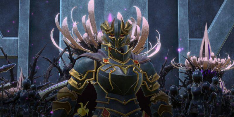 Sword Art Online Alicization Lycoris Commander Gunther Boss Fight Guide Dark Knights