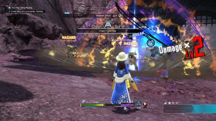 Sword Art Online Alicization Lycoris Commander Gunther Boss Fight Guide Dark Knights 3c