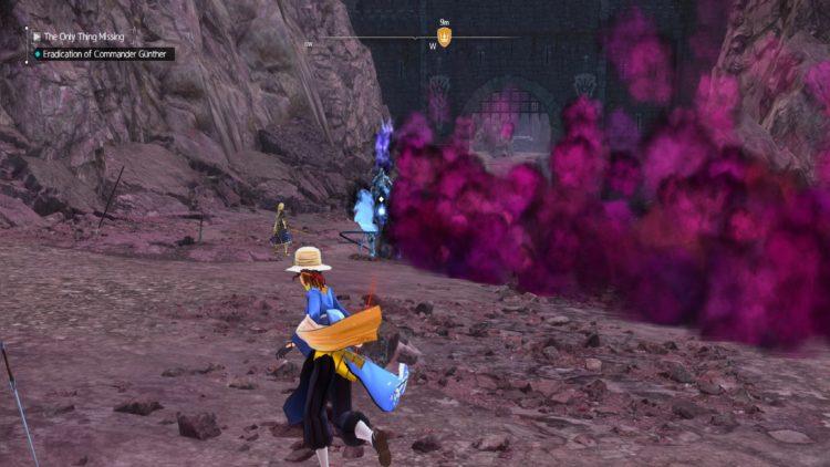 Sword Art Online Alicization Lycoris Commander Gunther Boss Fight Guide Dark Knights 4c1