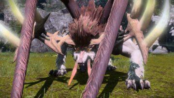 Sword Art Online Alicization Lycoris Divine Beast Sunhorn The Vanished Monolith Cordea Plains