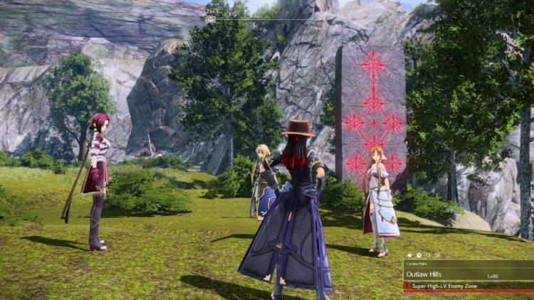 Sword Art Online Alicization Lycoris Divine Beasts Monoliths Guide 3