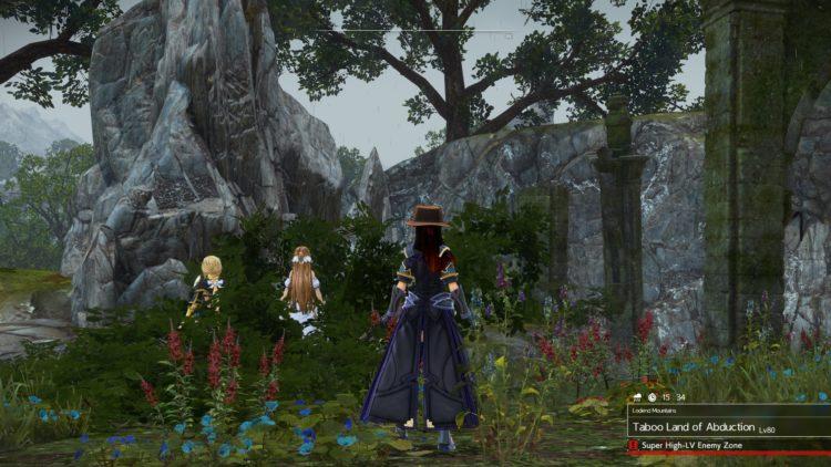Sword Art Online Alicization Lycoris Divine Beasts Monoliths Guide 4