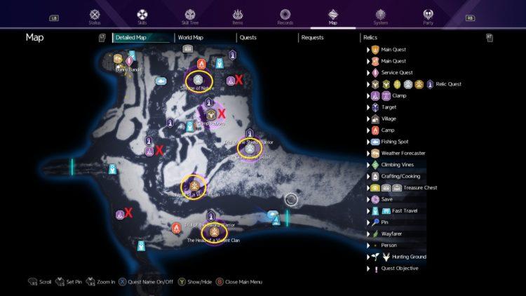 Sword Art Online Alicization Lycoris Divine Beasts Monoliths Guide 6