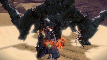 Sword Art Online Alicization Lycoris Earthfang The Lost Divine Beast Monolith Deusoldort Desert Vizeah Valley